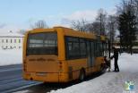 """Izmaiņas maršruta Nr. 1 """"Centrs-Rēzekne I-Atpūta"""" kustības grafikā"""