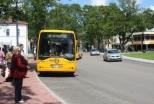 Pilsētas svētku laikā kursēs papildus autobusi
