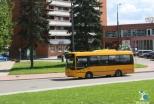 С 1 сентября – изменения в расписании движения городского общественного транспорта