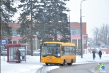 По просьбам резекненцев изменены графики движения автобусов № 1, 5 и 17