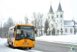 В Резекне будет новый маршрут движения общественного транспорта
