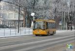 По просьбе жителей изменено расписание движения автобусов