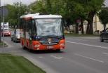 Izmaiņas Rēzeknes sabiedriskā transporta kustības shēmā