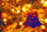 Mīļie rēzeknieši, sveicam jūs gaišajos Ziemassvētkos un Jaunajā gadā!