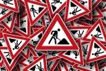 Дополнительные ограничения движения в связи с реконструкцией улицы Латгалес