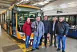 Запускается производство электробусов для Резекне