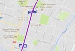 Изменения в движении общественного транспорта на время полумарафона