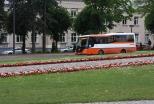 Изменения в графике движения автобусов с 1 июня
