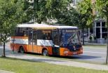 Дополнительные рейсы автобусов после праздничного салюта