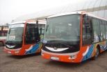 Электробусы скоро выйдут на линию