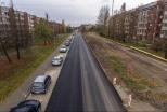 Возобновлено движение общественного транспорта по улице Маскавас