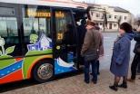 Pasažieri pārsvarā augsti vērtē SIA «Rēzeknes Satiksme» pakalpojumu kvalitāti