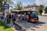 Ответ на заявления жителей по новой схеме движения общественного транспорта