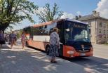 Sabiedriskais transports nevar sniegt taksometra pakalpojumus