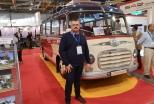 «Rēzeknes Satiksme» pārstāvji iepazina autobusu industrijas tendences