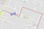 Ограничения движения на улице Маскавас