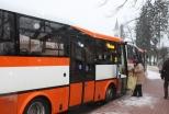 О схеме движения общественного транспорта