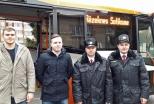 VUGD Rēzeknes daļā aizvadīta preses konference par dūmu detektoru nepieciešamību