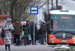 Drošības pasākumi sabiedriskā transporta pasažieriem
