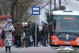 Меры предосторожности для пассажиров общественного транспорта