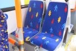 Vienā sabiedriskajā transportlīdzeklī pasažieru skaits var sasniegt 65% no tā ietilpības