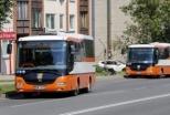 """Izmaiņas autobusu kustības maršrutā Nr.9 """"Blaumaņa iela – Makarovka - Vipinga"""""""